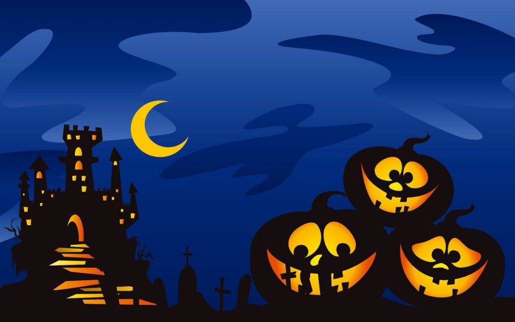 31st of October 2014 is Halloween
