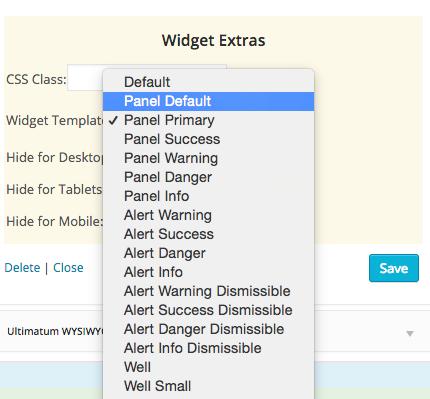 widget-templates