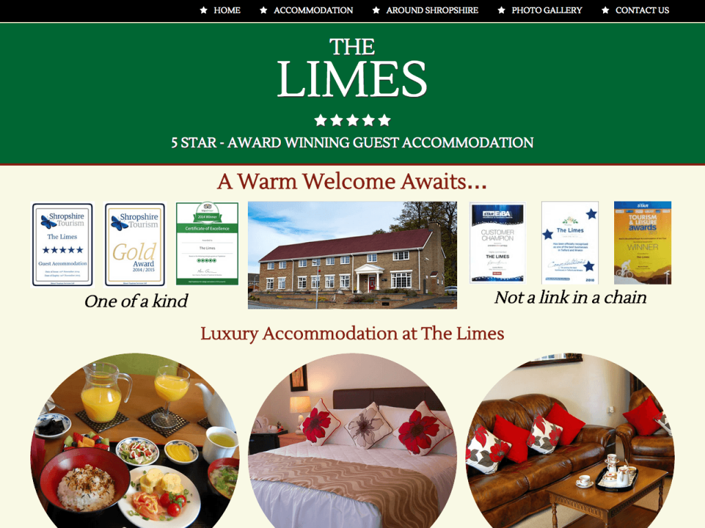 A warm welcome awaits at The Limes - http___www.visitthelimes.co.uk_