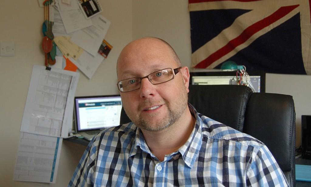 Ian Blackford Headshot
